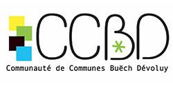 Site Internet de la Communauté de Communes Buëch Dévoluy